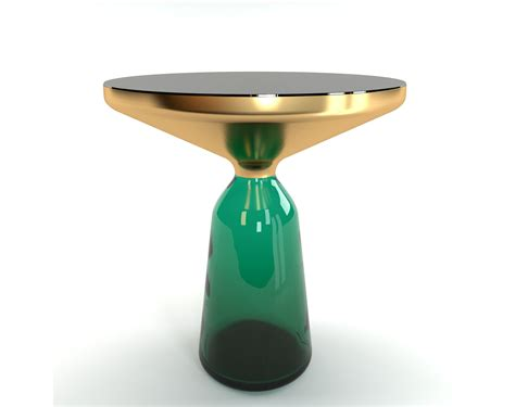 Bell Table by Bell Classicon Coffee Tables 3d Model Max Obj Fbx Mtl