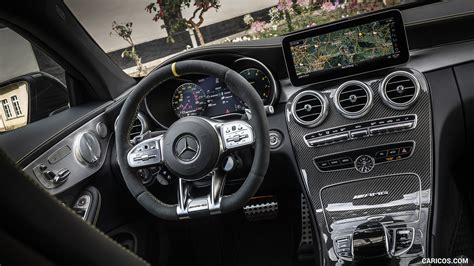 mercedes c 2019 interior 2019 mercedes amg c 63 s coupe interior hd wallpaper 91