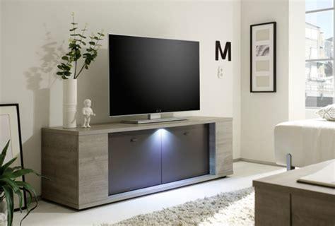 besta betonoptik meuble tv sidney gris