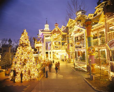 did you know this about christmas week in branson the