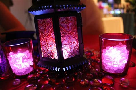 moroccan inspired lantern centerpieces dream home