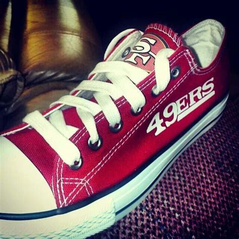 49ers sneakers the 25 best 49er shoes ideas on 49ers fans