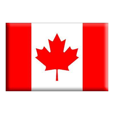 Canada Flag 5x3ft 75 Denier   Flags Gifts and Collectables From Proud To Be British