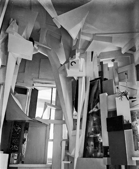 Lynsey Williams Kurt Schwitters Merzbau