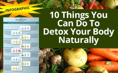 Things You Can Drink To Detox Your by Paleo Nutrition Holistic Medicine By The Drs Wolfson