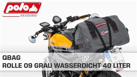 Motorrad Online Youtube by Qbag Gep 228 Ckrolle 09 Youtube
