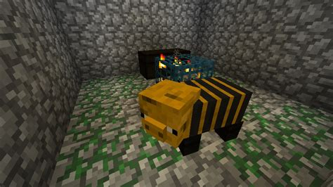 bee mine craft bumble bee pig minecraft texture pack