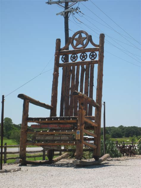 largest rocking chair worlds largest rocking chair road trip