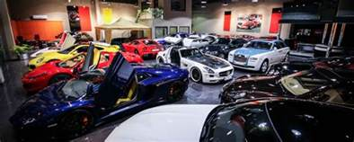 Top Car Dealers In Dubai Car Warehouses Larger Garages Concept Thread Gta