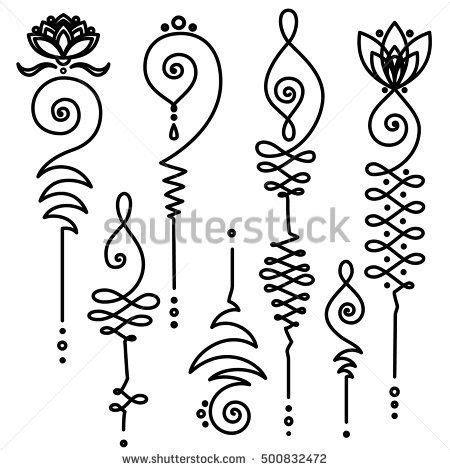 unalome design meaning 1000 id 233 es 224 propos de unalome tattoo sur pinterest