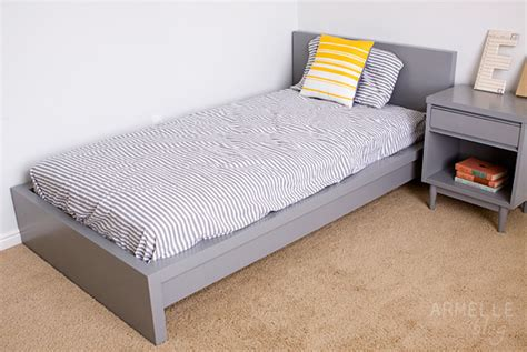 malm bed hack picket fence design ikea fridays meet the malm bed