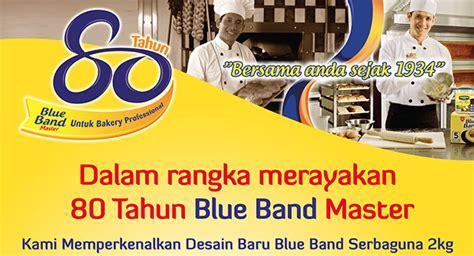 Blue Band 2kg cooking club blue band serbaguna menjadi blue