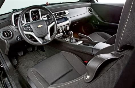 2012 Camaro Ss Interior by Fifth Billet Upgrades From Phastek Performance
