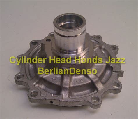Silinder Kepala Compresor Handa Jazz Newbaru jual silinder kepala compressor honda jazz berlian denso auto ac