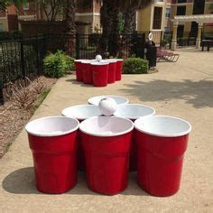 backyard beer pong 1000 ideas about giant beer pong on pinterest beer pong
