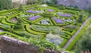 Formal Vegetable Garden - parterre gardening britannica com