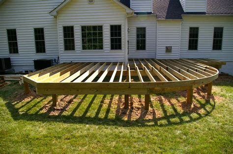 design decking frame contractor box
