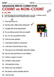 count amp non count nouns all things grammar