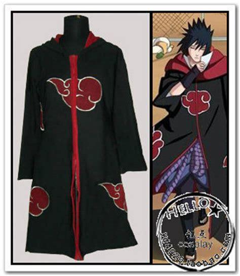 Jubah Akatsuki Uchiha Itachi 8 buy grosir sasuke akatsuki jubah from china sasuke akatsuki jubah penjual aliexpress