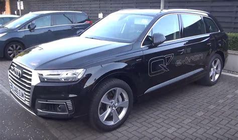 Audi Q7 E Tron by Audi Q7 E Tron 3 0 Tdi Quattro Overview And Test Drive Video