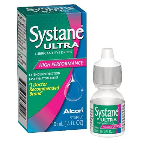 eye drops systane ultra lubricant eye drops target