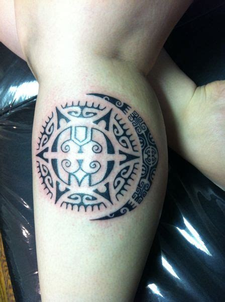tribal tattoo jacob sun and moon maori tattoo jacob hanks http inkchill