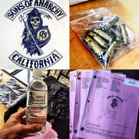 Sons Of Anarchy Giveaway - kurt yaeger kurtyaeger influencer profile klear