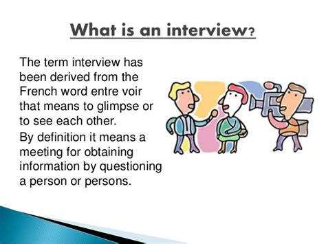 What Means Mba Candidate by Types Of Interviews Testing Methods