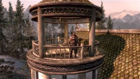 Skyrim: Hearthfire DLC lets you build your own house