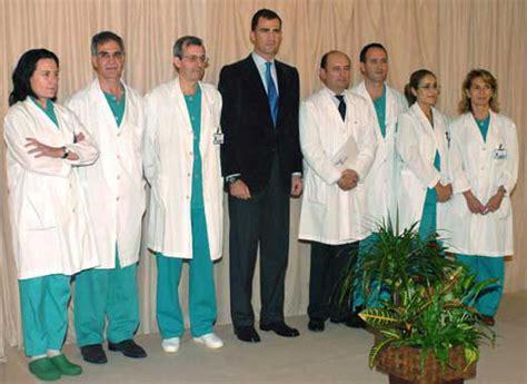 cuadro medico sanitas valladolid el equipo m 233 dico de la princesa letizia se puso en marcha