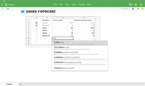 Spreadsheet Web Application Open Source by Open Source Spreadsheet Web App Buff