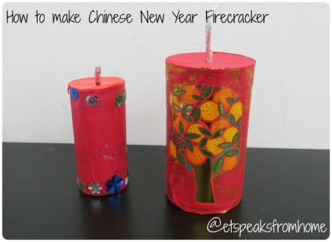new year oranges craft how to make new year firecracker et speaks from home