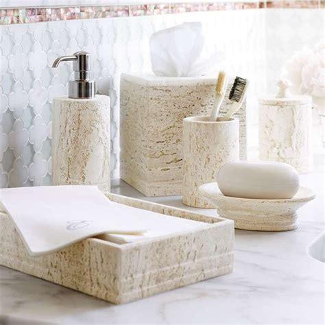Travertine Bathroom Accessories Travertine Bath Accessories Bath Accessories