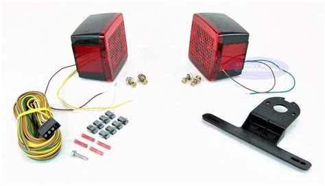 Trailer Lights Kit by Led Boat And Utility Submersible Trailer Light Kit T85 Style
