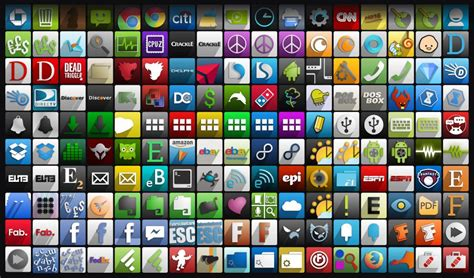 Best Icons Pack for Android Launchers, Download Free APK App