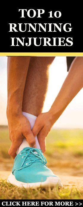 10 Common Preventable Workout Injuries by 17 Best Ideas About Running Injuries On