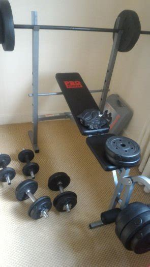 pro power weight bench pro power weight bench for sale in waterford city waterford from malpaddy