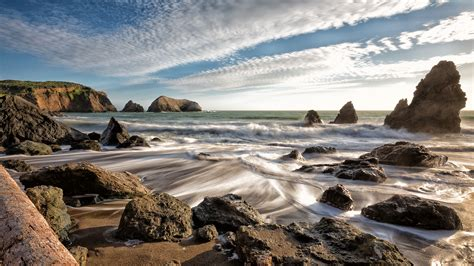 rodeo beach best beaches in san francisco california beaches