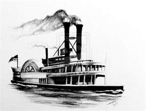 steam boat drawings 1800 th century steamboat by moralchaos on deviantart