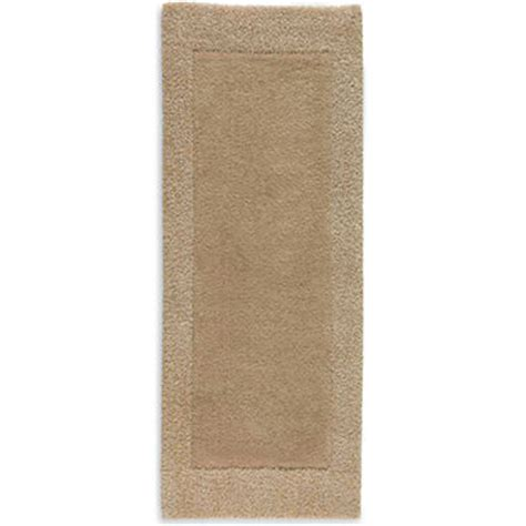 jcpenney runner rugs jcpenney home shag border washable runner rugs