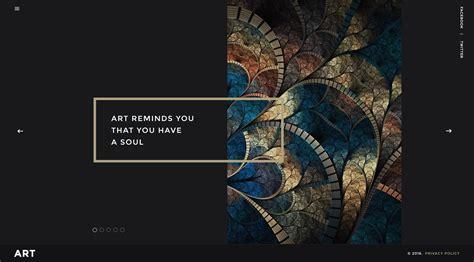 Art Gallery Joomla Template Best Templates For Artists