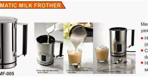 Exclusive Pembuat Busa Susuauto Milk Frother sahabatsejahtera automatic milk frother mesin pembuat busa untuk cappucino