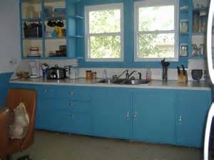 Kitchen Furniture Ideas Furniture Country Blue Painting Kitchen Cabinets Ideas