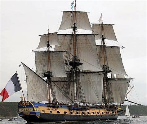 bateau hermione a port vendres visite de l hermione et du port le petit journal