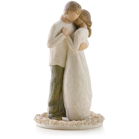Wedding Figurines by Willow Tree 174 Promise Wedding Engagement Figurine