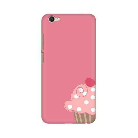 Pink Korean For Vivo V5 buy cupcake pink vivo v5 plus back cover mobile