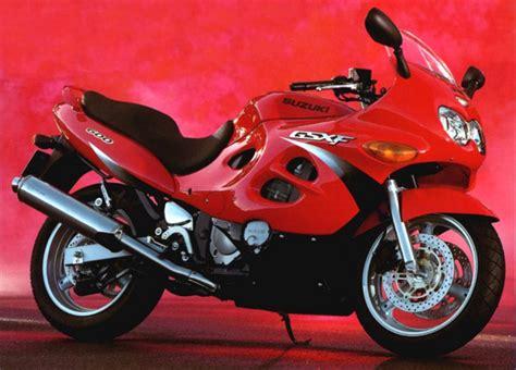 Suzuki Gsx 700 Suzuki Gsx F 600 1999 Fiche Moto Motoplanete