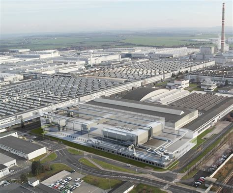 Skoda Auto As Mlada Boleslav by Energy Efficient And Innovative škoda Builds New Press