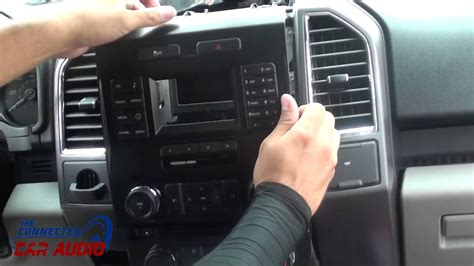 remove factory stereo ford      youtube