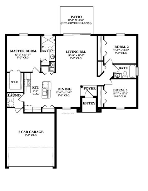 split two bedroom layout 301 moved permanently